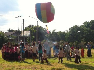 Thailand hot air balloon 1